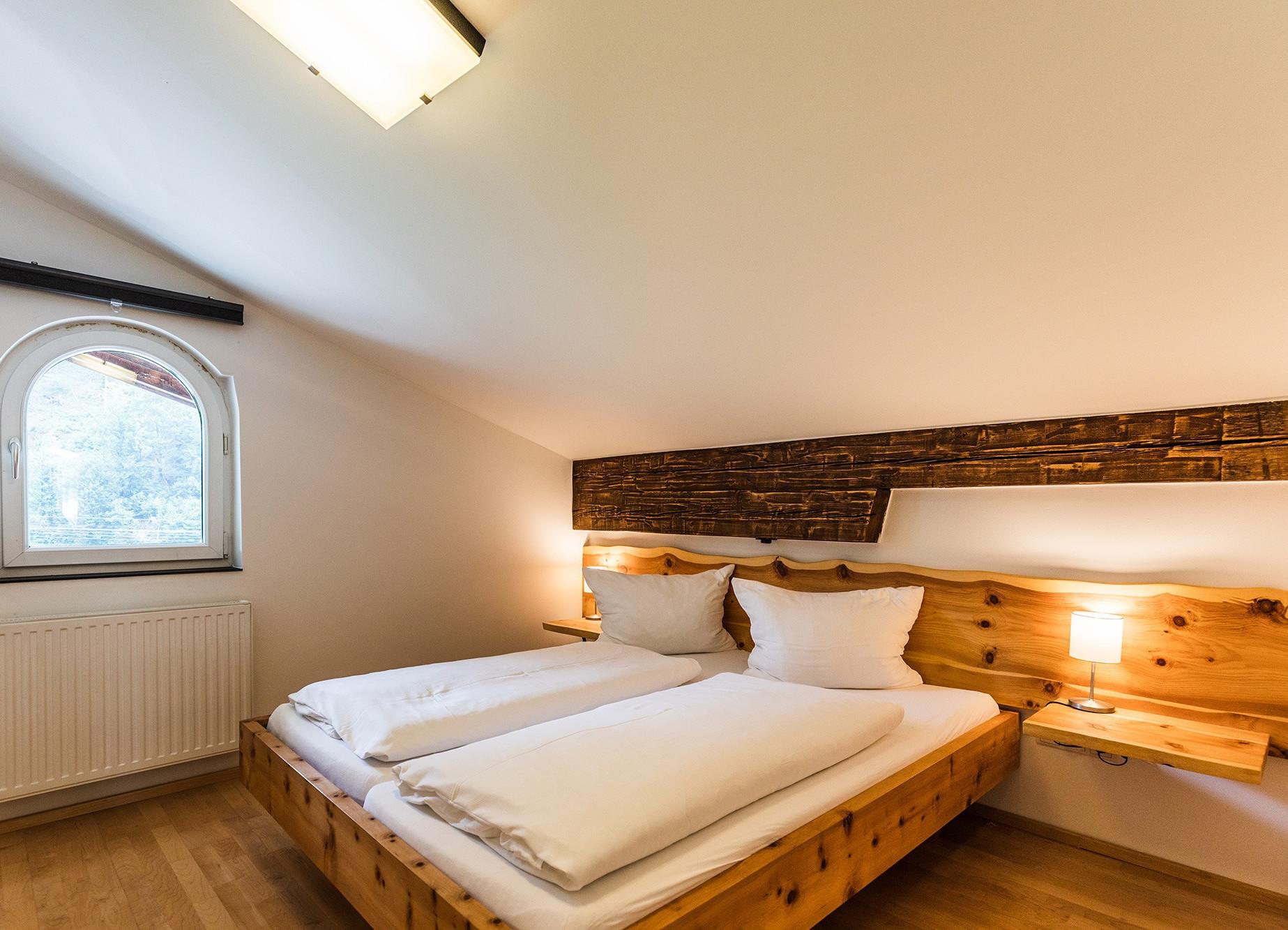 Gemütliche Betten im 3* Hotel Obermayr in Salzburg Umgebung