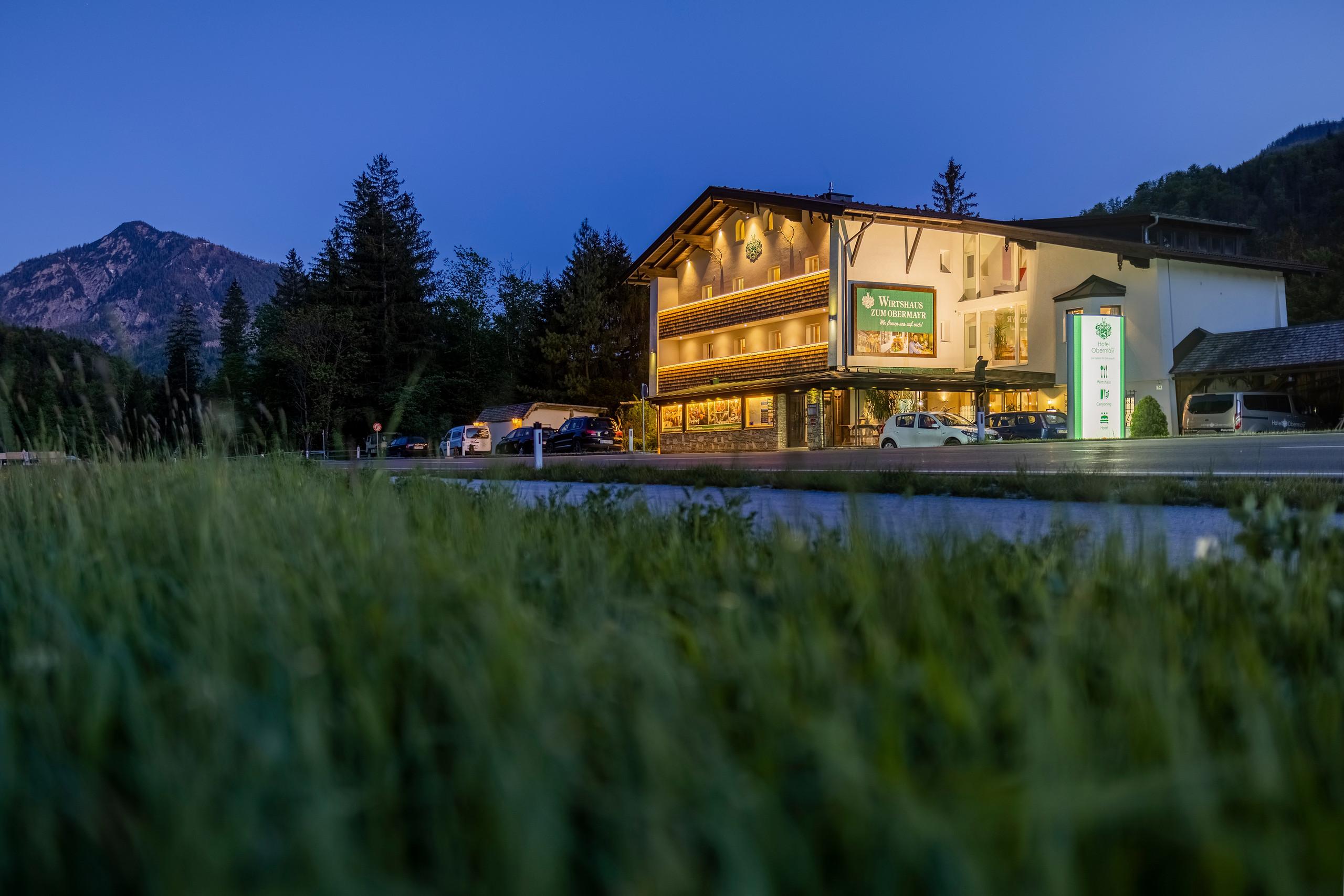 Hotel am Salzburgring bei Salzburg