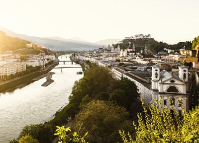 Salzburg Stadt - ein Ausflug wert