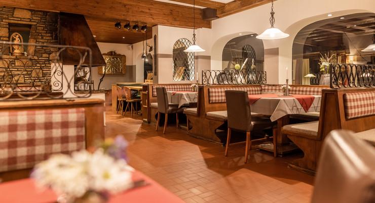 Überblick Gaststube im Gasthaus Obermayr in Ebenau, Salzburg Umgebung
