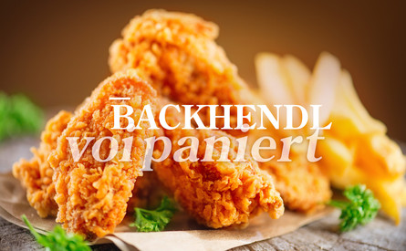 Backhendl-Sonntag 1. September