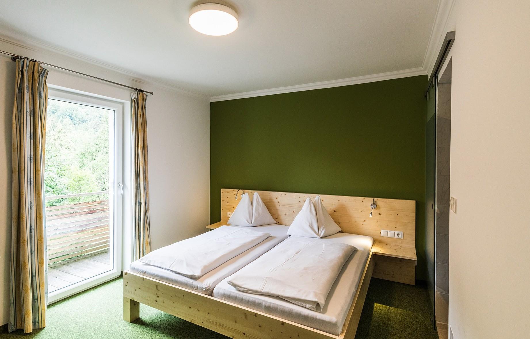 Frisch renovierte Zimmer im 3* Hotel Obermayr im Salzkammergut